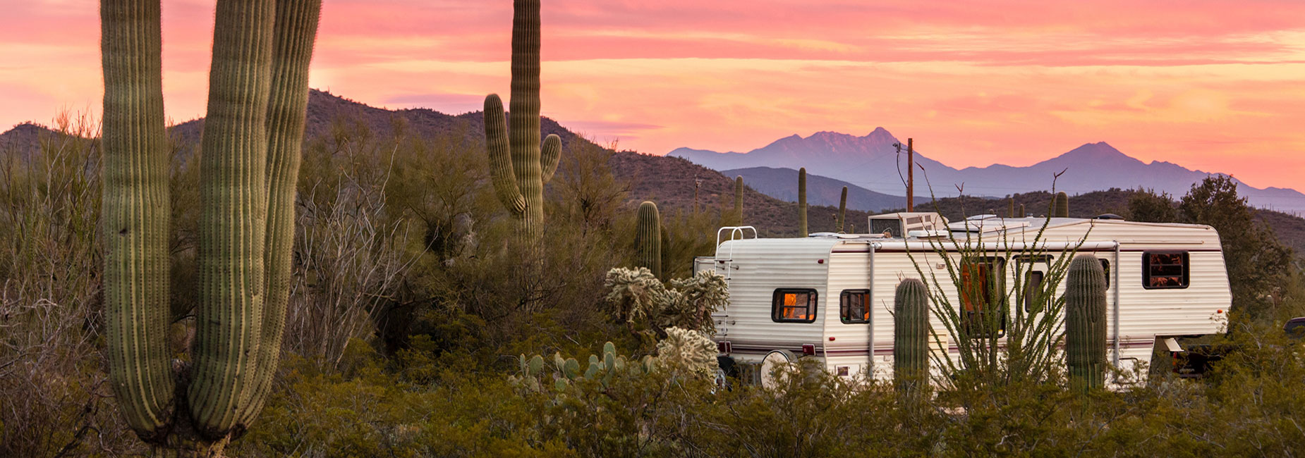 Let Keystone RV Services ensure that your plumbing system is working properly in order to avoid any surprises when you're in the middle of nowhere!